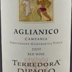 Terredora di Paolo Aglianico label picture