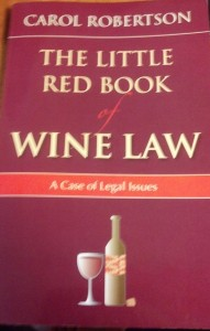 wine law book